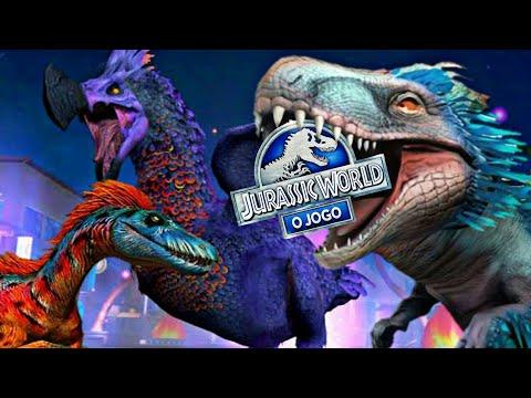 Adeus: Boss Dodo das Neves Vs Yudon! Tanycolagreus Level 100! Jurassic World o Jogo [The Game]
