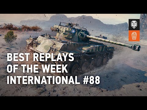 Best Replays of the Week 88:#1 M48 Patton on Karelia