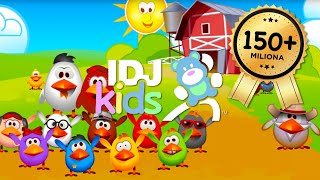 Repeat youtube video Pilici (Chickens) - Pilici - Popular Video for Kids (2015)