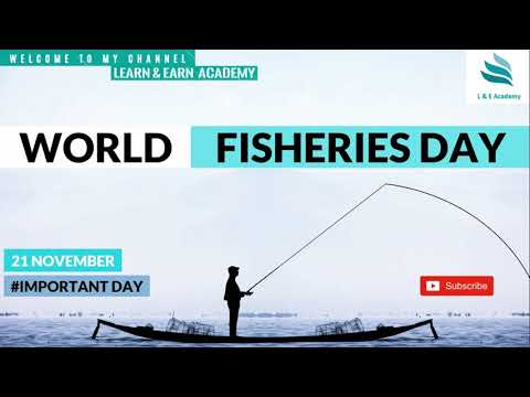 World Fisheries Day In India ?