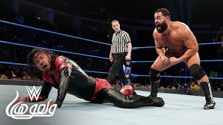 WWE Wal3ooha: روسيف ينتزع لقب الولايات المتّحدة للمرّة الثالثة