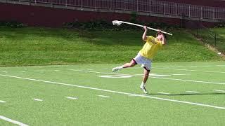 Flip Goalie Lacrosse - Empty Net