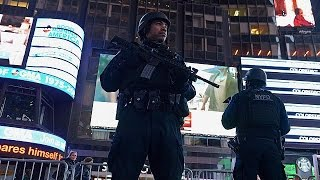 New York mayor downplays terror threat video