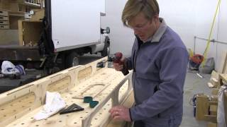 Building The Paulk Workbench Part 6: Beginning The Assembly Of Tops