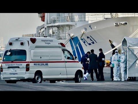 Coronavirus whistleblower dies, Trump talks with China's Xi, plus 61 on cruise ship test positive