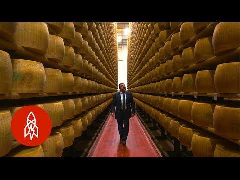 El banco italiano que permite queso como garantía de un préstamo