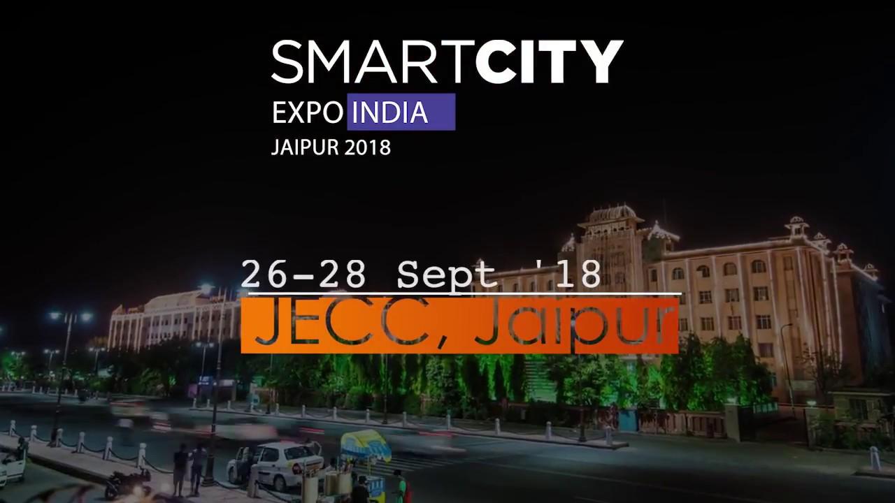 Smart City Expo India Jaipur 2018 Youtube