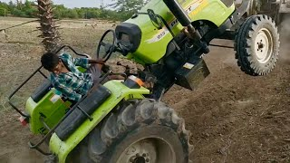 Heavy Load trailer Preet Tractor and Helped Swaraj 744 FE Tractor - Come To Village