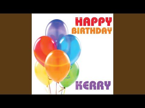 Happy Birthday Kerry