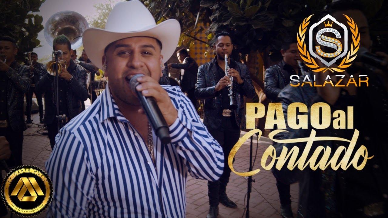 Jr Salazar - Pago al Contando (Video Musical)