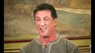 "Stallone ""John Rambo"" stampa Press conference 1 icine.it"