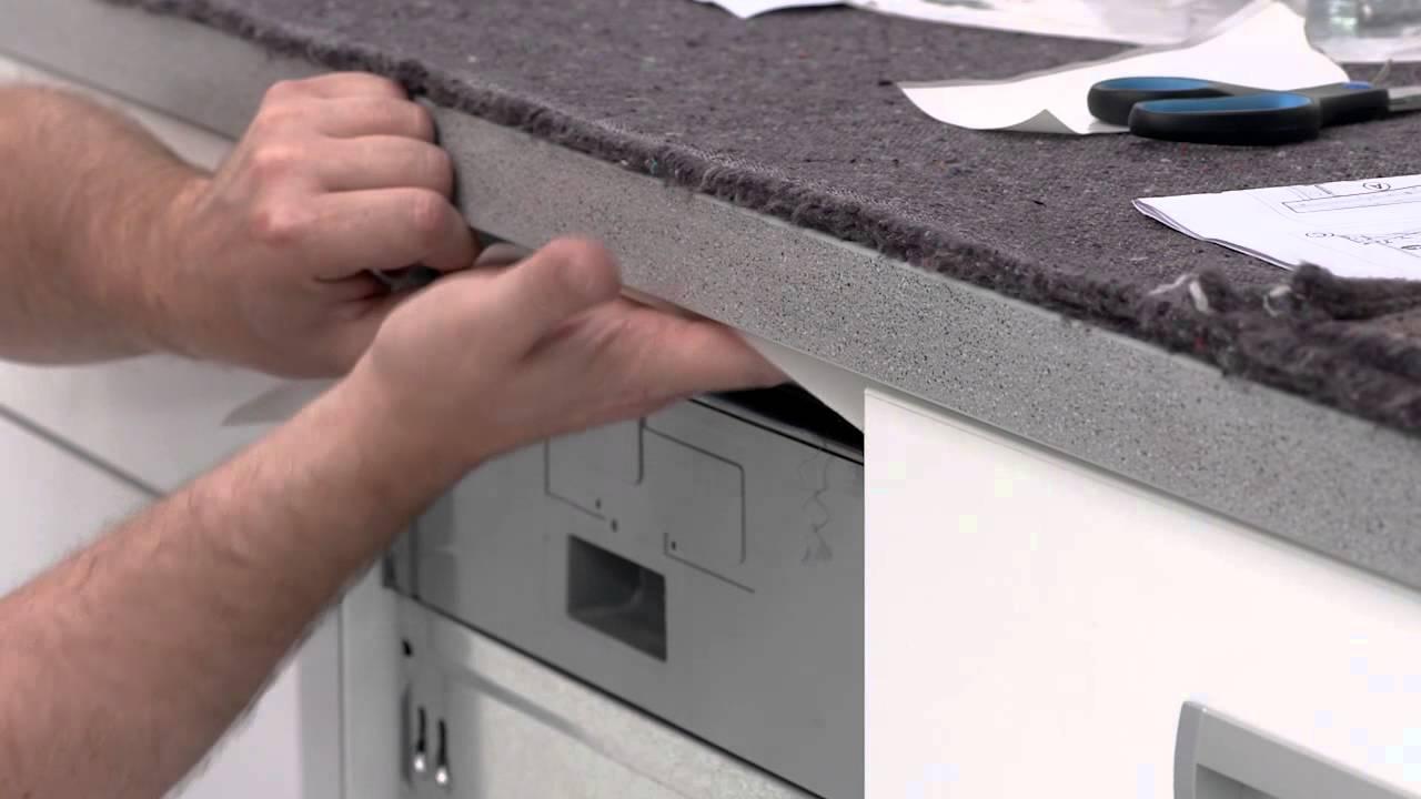 инструкция по установке посудомоечной машины aeg