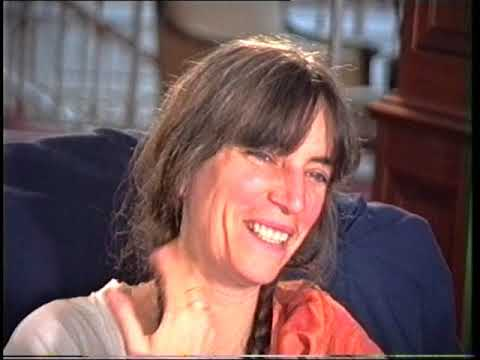 Patti Smith interview in Berlin, 1995