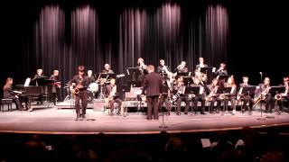 RHS Jazz Ensemble II 2012/2013 - Swing Street