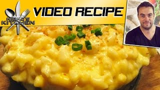 Macaroni & Cheese Bake - Video Recipe