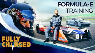 Pininfarina Battista EV hypercar development and Formula-E Training | Fully Charged