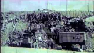 Asbestos Mining Canada, 1950s - Film 94382