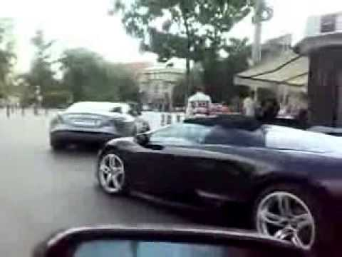 Exotic luxury Cars in Bucharest.--[Romania-Est Eur