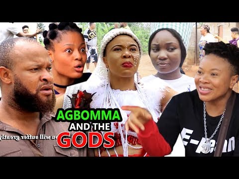 Agbomma And The Gods Season 5&6 - 2020 Latest Nigerian Nollywood Movie