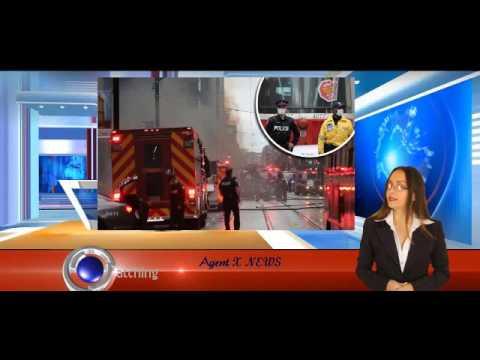 Underground Blasts Rock Toronto Financial District | USA Breaking News