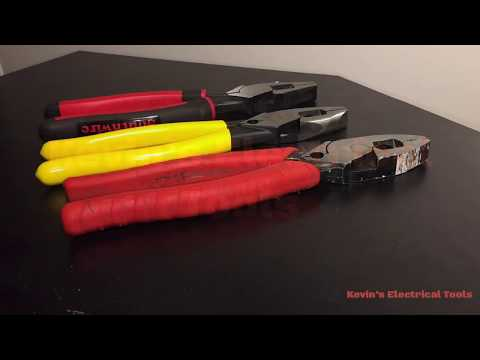Top 3 Lineman pliers for apprentice electrician's