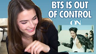 BTS (방탄소년단) 'ON' Kinetic Manifesto Film REACTION