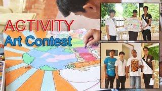 Poster Making Contest 2016 at Saint Francis College Guihulngan City