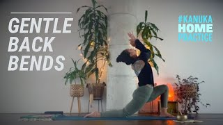 Slow Flow with Raquel - Gentle Back Bends