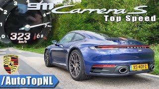 new porsche 911 992 carrera s 0 323kmh acceleration top speed by autotopnl