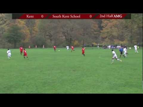 South Kent School Prep Soccer vs Kent School