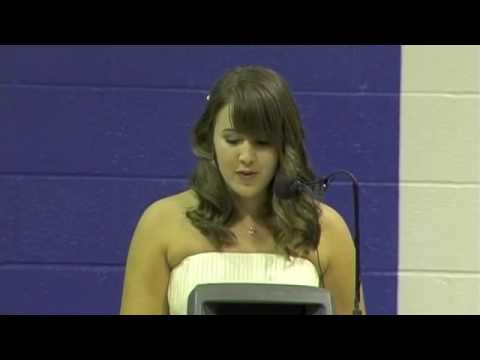 Emily Graduation Speech - Trinity School