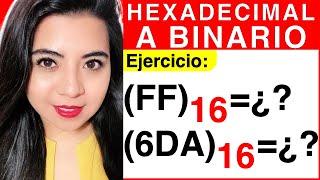 HEXADECIMAL a BINARIO thumbnail