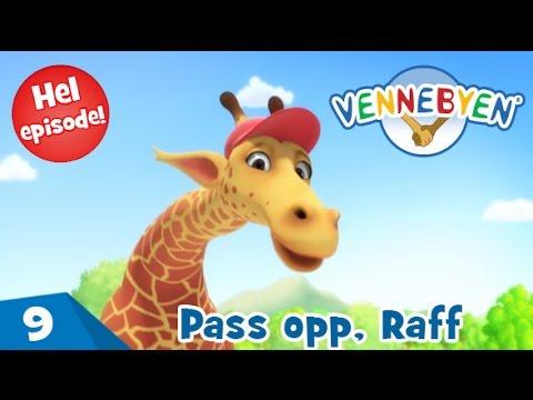 """Vennebyen - Episode 09 """"Pass opp, Raff"""""""