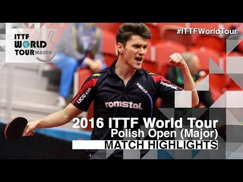 2016 Polish Open Highlights: Hunor Szocs vs Lam Siu Hang (Qual)