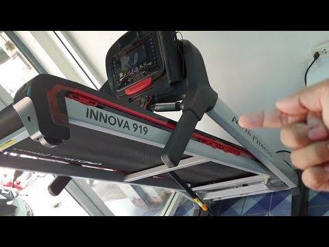 ลู่วิ่งไฟฟ้า North fitness รุ่น Innova 919 เหน่ง รีวิว เว้ย เฮ้ย ( ตอน เพื่อสุขภาพจัดไป )