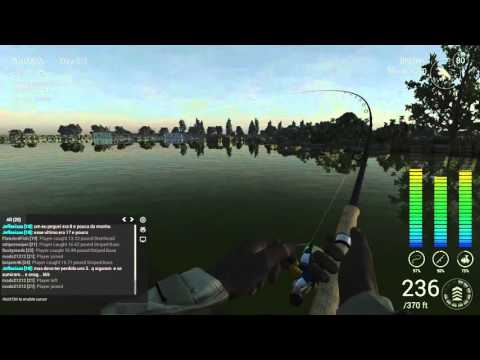 Fishing Planet - California Steelhead - Patch 3.0.2 - Using a Controller