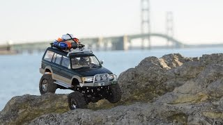 Micro Rc Rock Crawling - Losi Micro Crawlers At Mackinac Bridge Rc 4x4