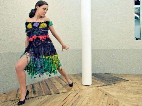 Как сплести юбки из резиночек