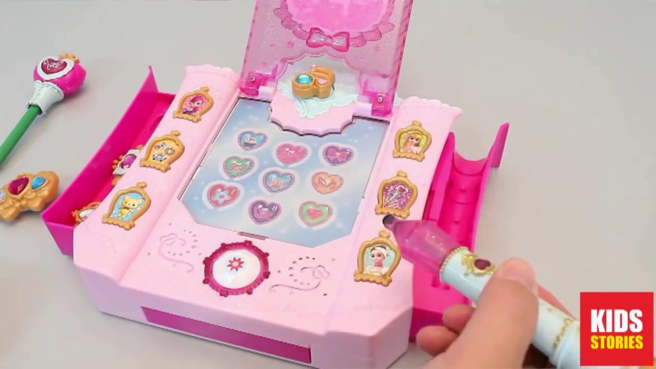 Video Tutorial Mainan Anak Edukatif Mainan Barbie Princes Pena Touch Pad Terbaru Bagian 2 Youtube