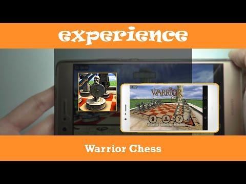Una partita a scacchi 3d con Warrior Chess   Apps #4   Exp #4