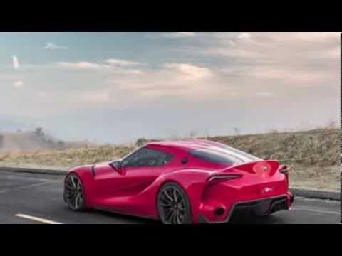 Top 3 Sports Cars from Detroit 2014