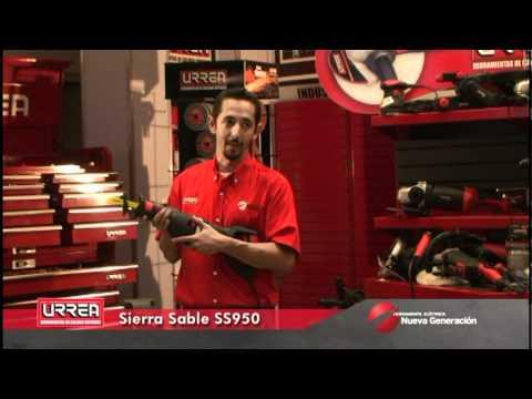 SIERRA SABLE URREA SS950 URREA México thumbnail