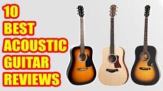 10 Best Acoustic Guitar Review 2018  #AcousticGuitar