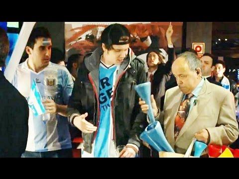 elrubius y mangel en Torrente 5 | Película de Santiago Segura