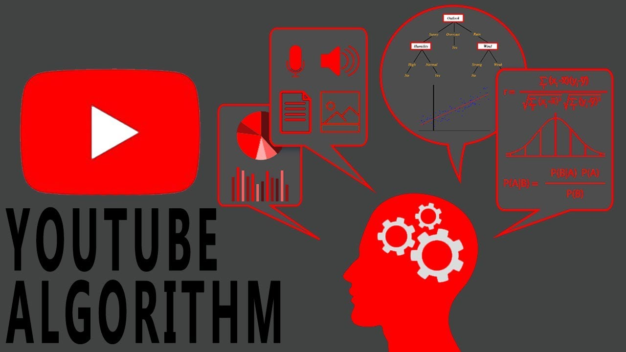 Image result for youtube algorithm