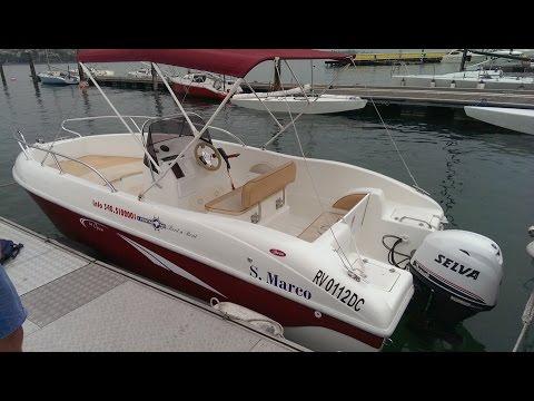Тест-драйв моторной лодки