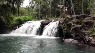 Tambuang falls jolo sulu