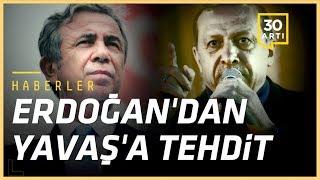 Erdoğan'dan Yavaş'a tehdit…Dev kamu zararı…15 Temmuz davası…Sedat Peker'den yine silahlanma çağrısı…