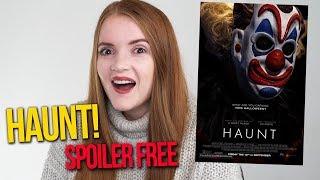 Haunt (2019) SPOILER FREE Horror Movie Review | Spookyastronauts