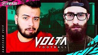 IL PRIMO 1vs1 SU VOLTA FOOTBALL! FIFA 20 | GABBO vs MARZA